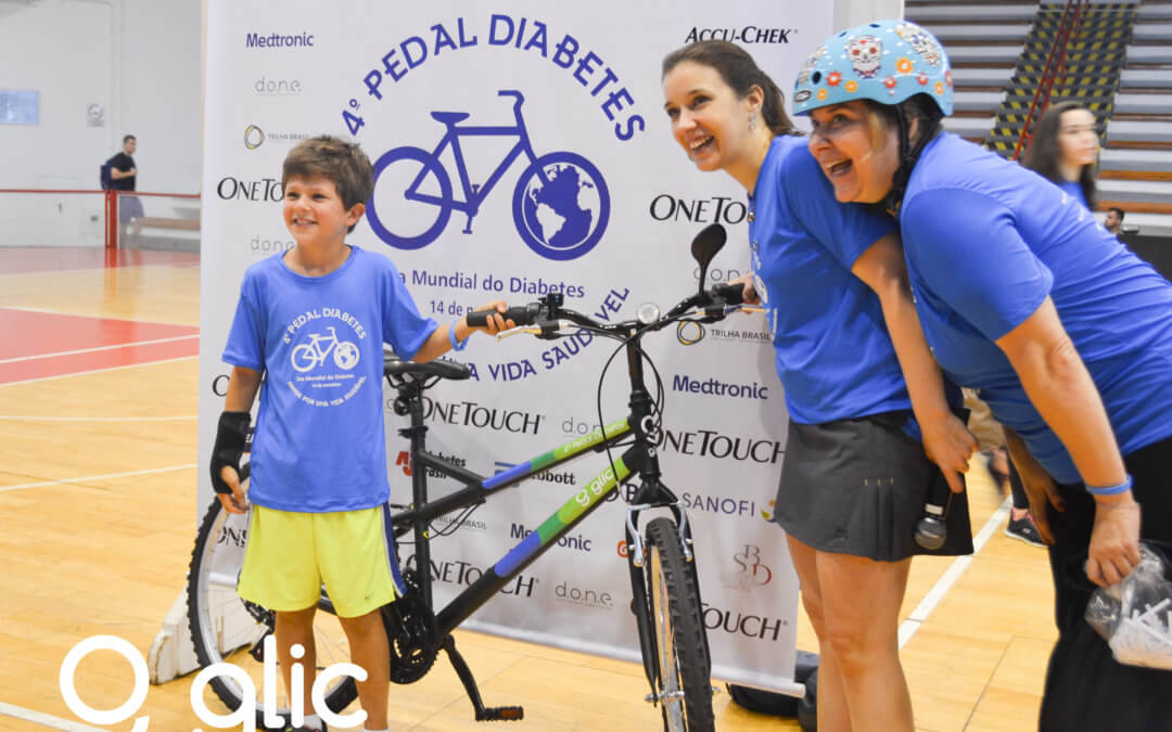 PEDAL DIABETES – DIA MUNDIAL DO DIABETES 2016